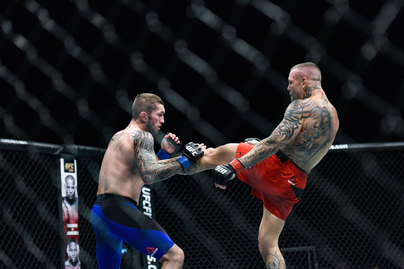 community news, UFC Fight Night 110 fight card: Dan Hooker vs Ross Pearson preview