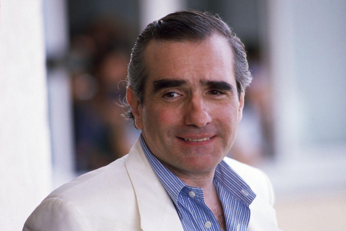 American Director Martin Scorsese