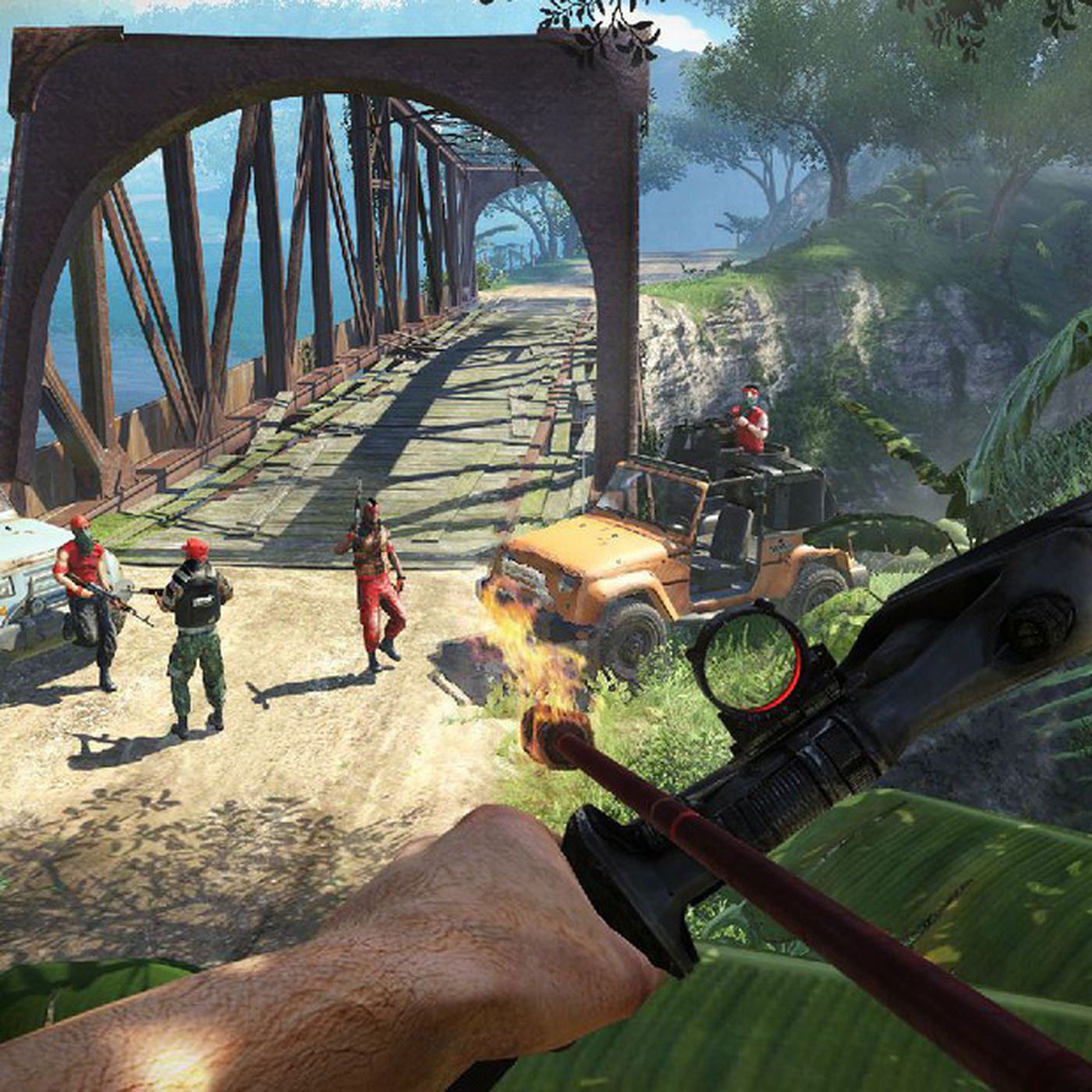Far Cry 3 Outpost App Now Available On Ios And Android Unlocks In
