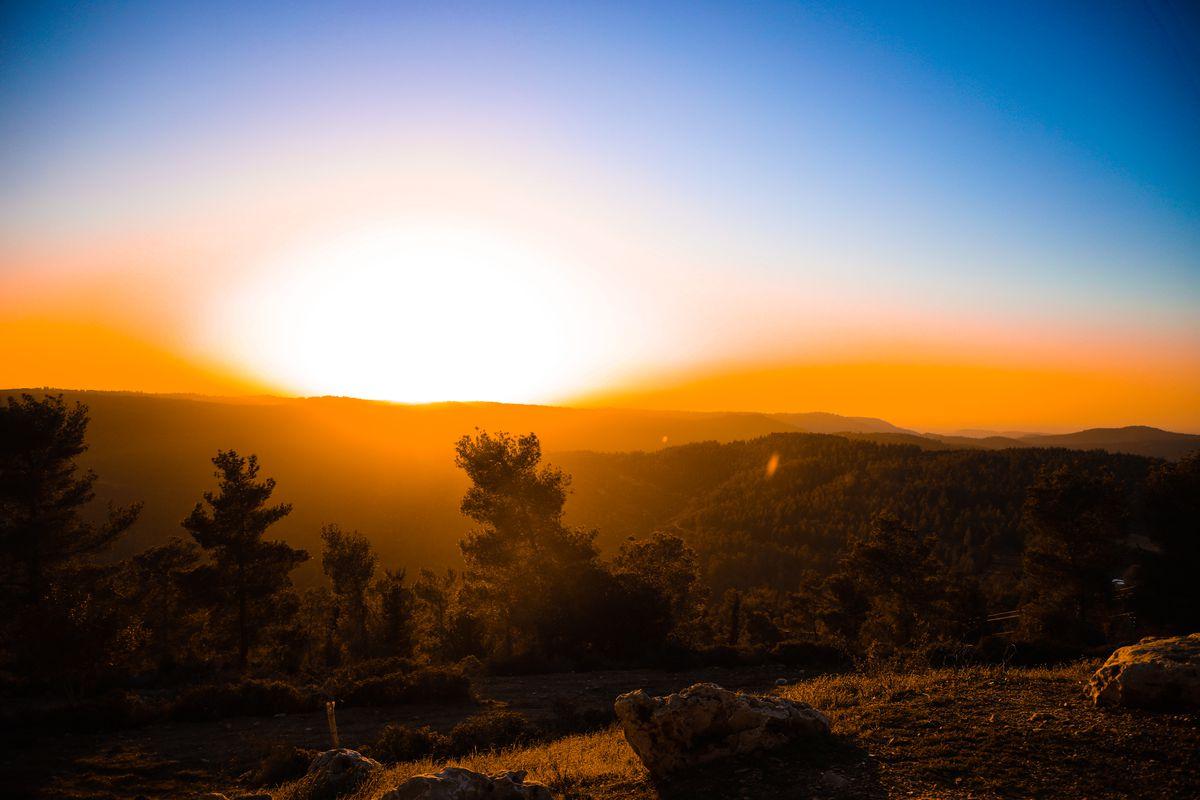 Daily Life In Jerusalem