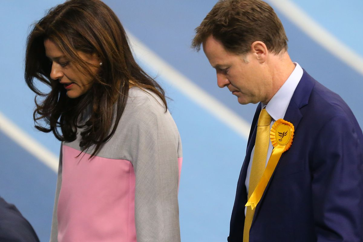 Nick Clegg destroyed his political party