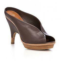 "<i> <a href=""http://www.leifsdottir.com/shoes/inga-6314148782002/"" rel=""nofollow"">Inga Heel in Noce</a></i>, $298"