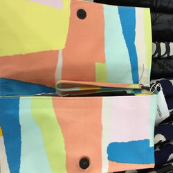 Clutch bag, $40