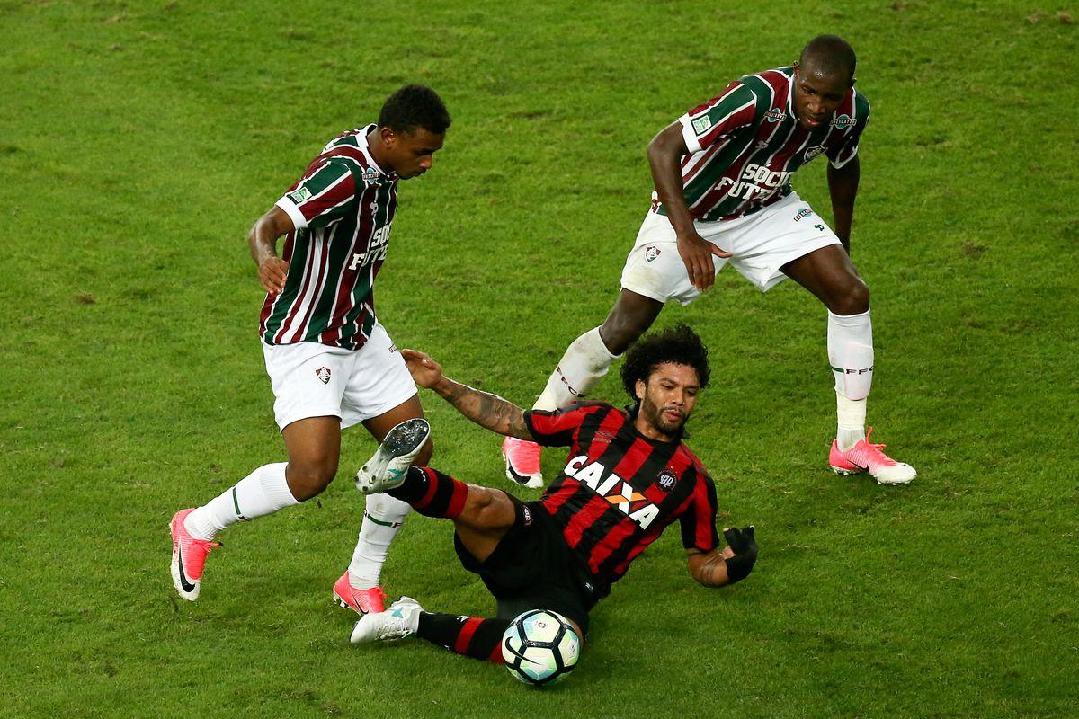 Fluminense v Atletico PR - Brasileirao Series A 2017