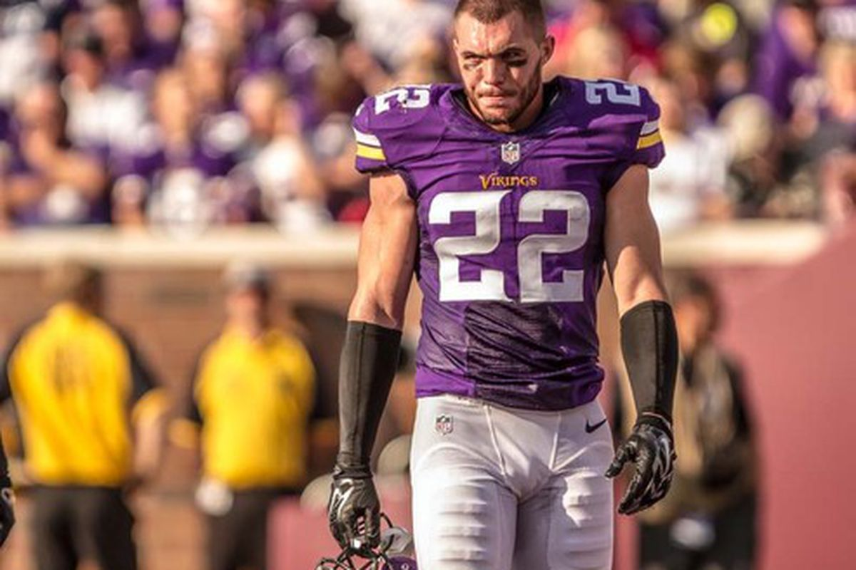 Vikings Safety Harrison Smith and Cornerback Trae Waynes Ruled Out