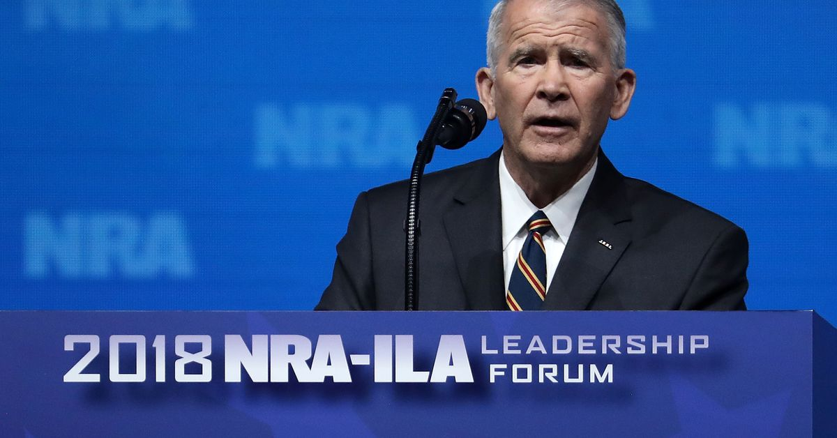 The NRA's new president blames video games, and he helped make one