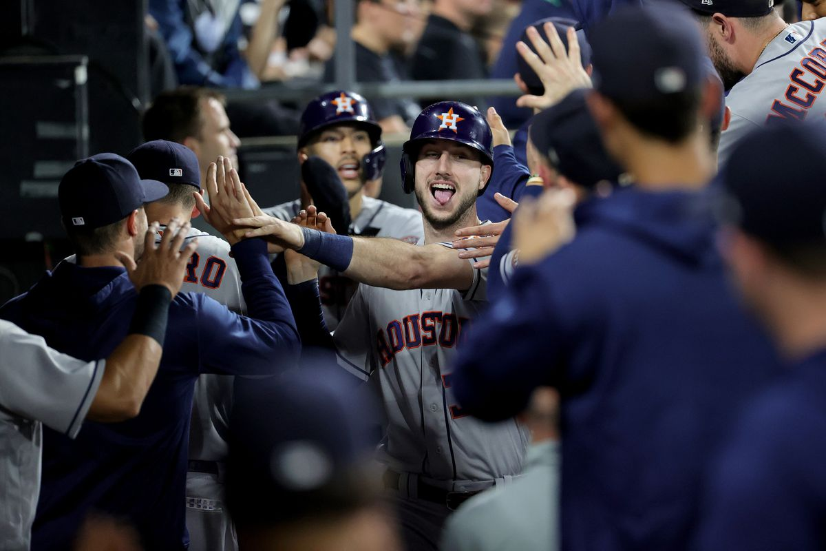 The Astros score a lot of runs — which proves nothing.