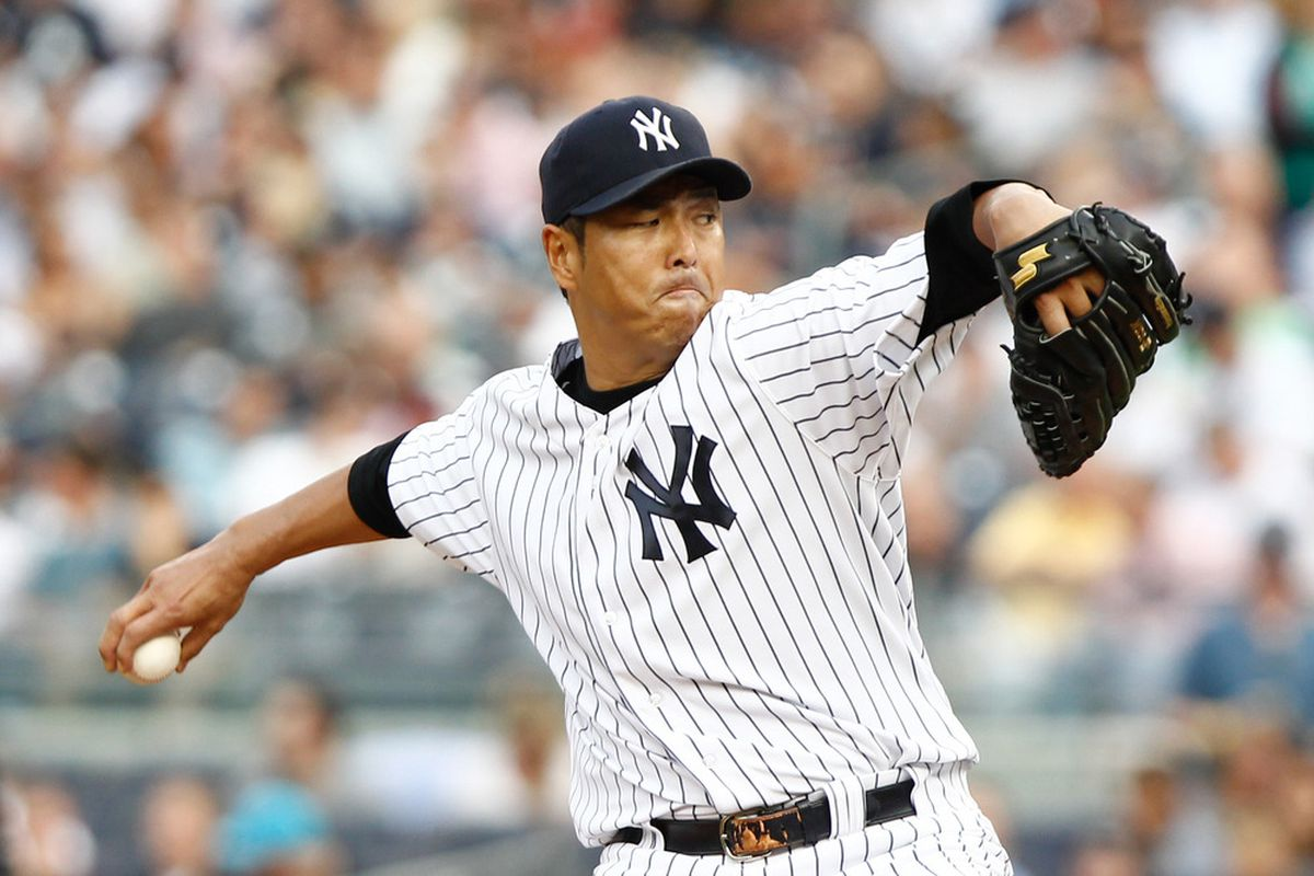 Hiroki Kuroda will be on the mound Monday for the New York Yankees when they open a series against the Cleveland Indians. Debby Wong-US PRESSWIRE
