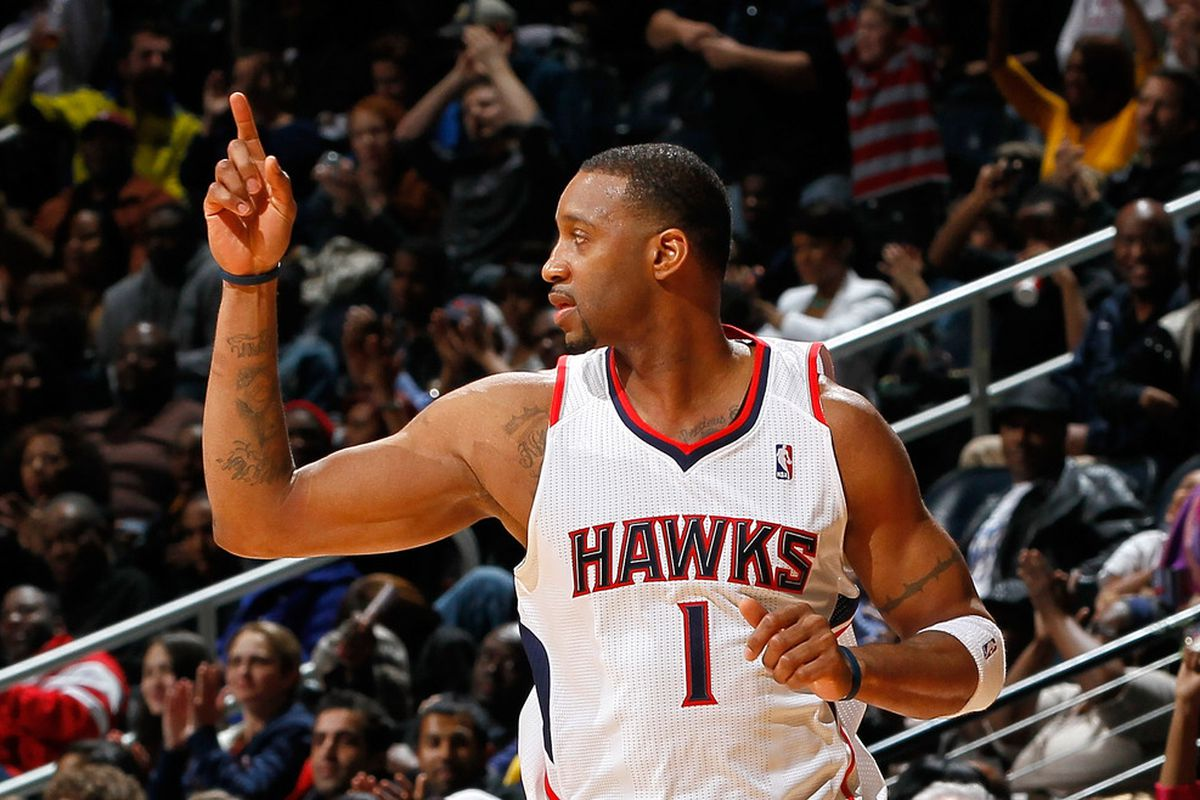 outlet store 1f6e5 d3967 Wojnarowski: Tracy McGrady will work out for the Knicks ...