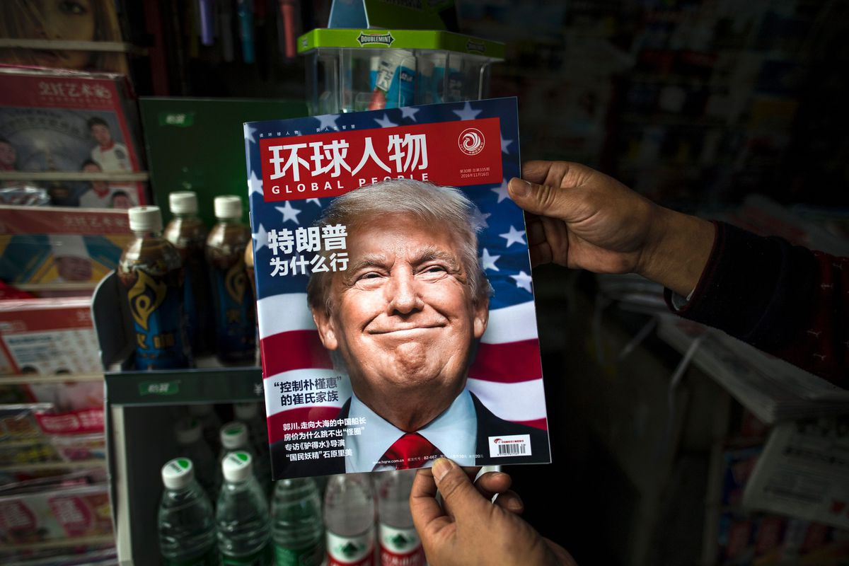 Image result for China, South Korea Vow Retaliation In Trump Trade War