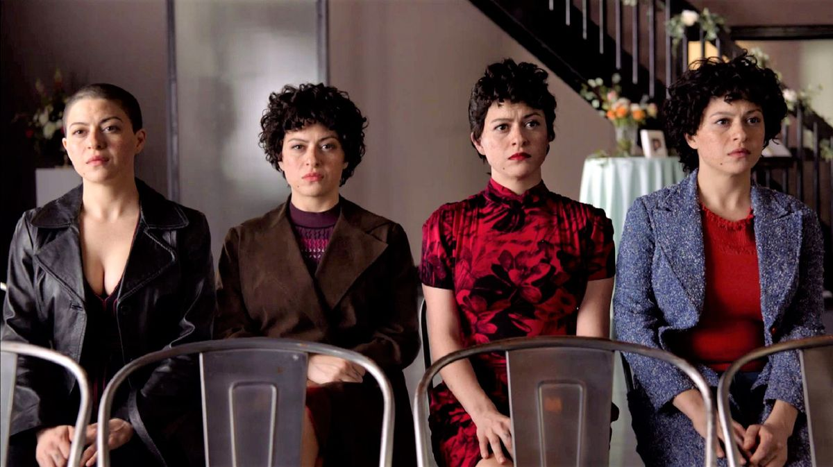 Alia Shawkat, Alia Shawkat, Alia Shawkat, and Alia Shawkat in Search Party