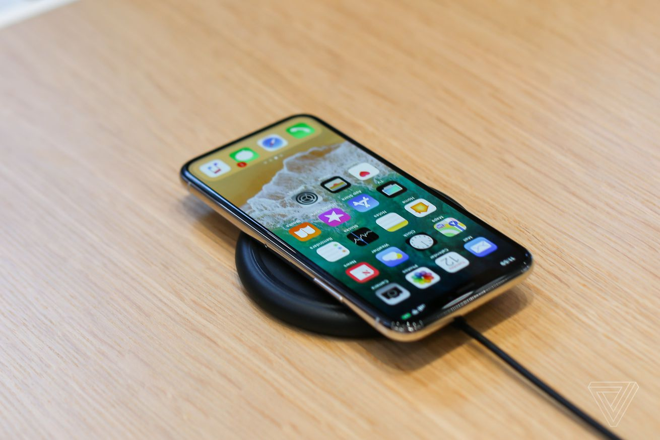 ios 11 2 beta adds supports for faster 7 5w wireless charging on the iphone x and 8