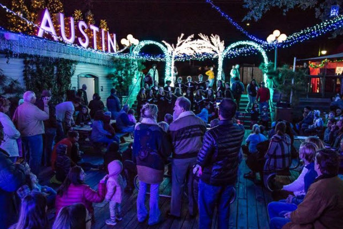 Austin Dinner Christmas Eve 2020 Best Holiday and Christmas Dining Events at Austin Restaurants