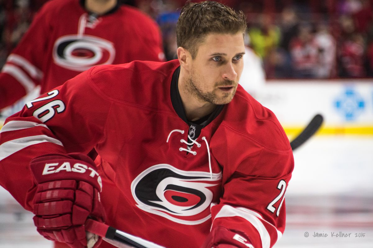 John-Michael Liles is among the names that could move before today's trade deadline.