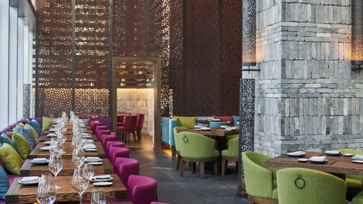 Fantastic A Colorful Award Winning Chinese Eatery Comes To Brickell Dailytribune Chair Design For Home Dailytribuneorg