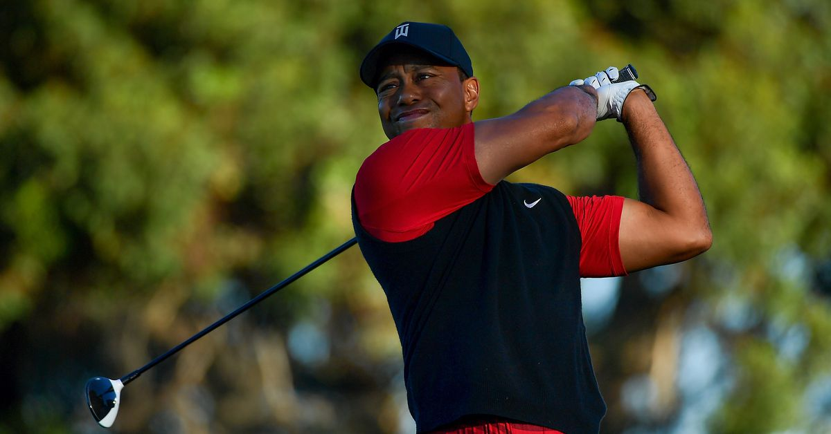 tiger woods results  farmers insurance open comes to close