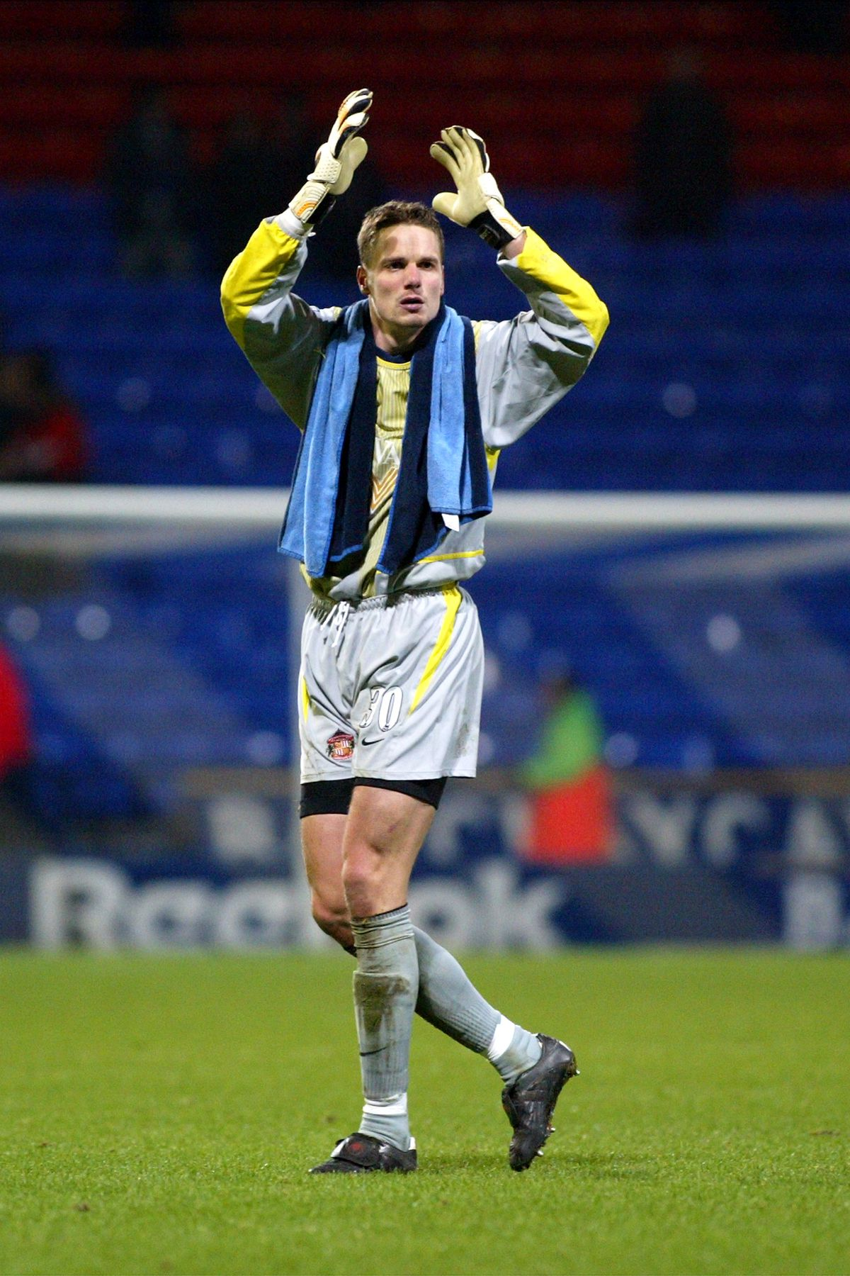 Soccer - FA Cup - Third Round - Bolton Wanderers v Sunderland