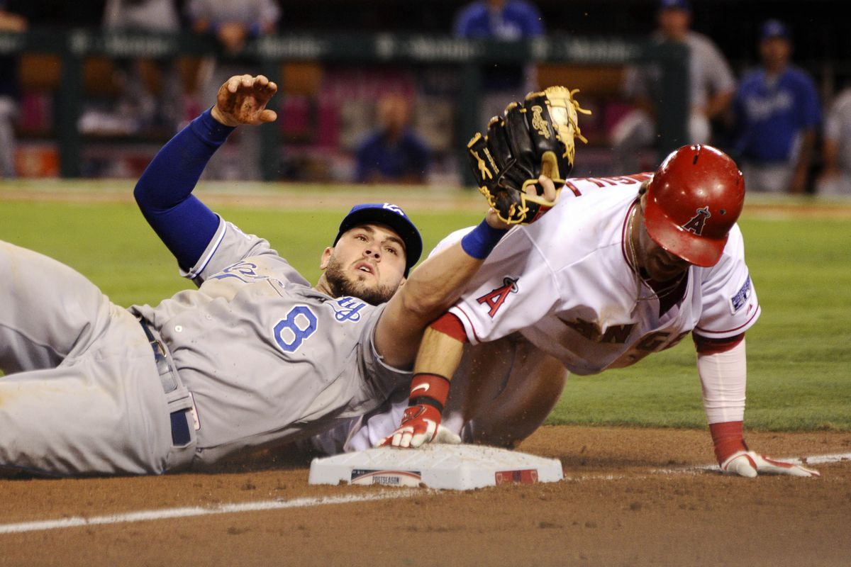bummer that the ball was actually in the glove there