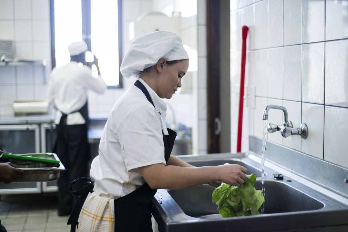 Solving America's Cook Shortage, One Culinary Training