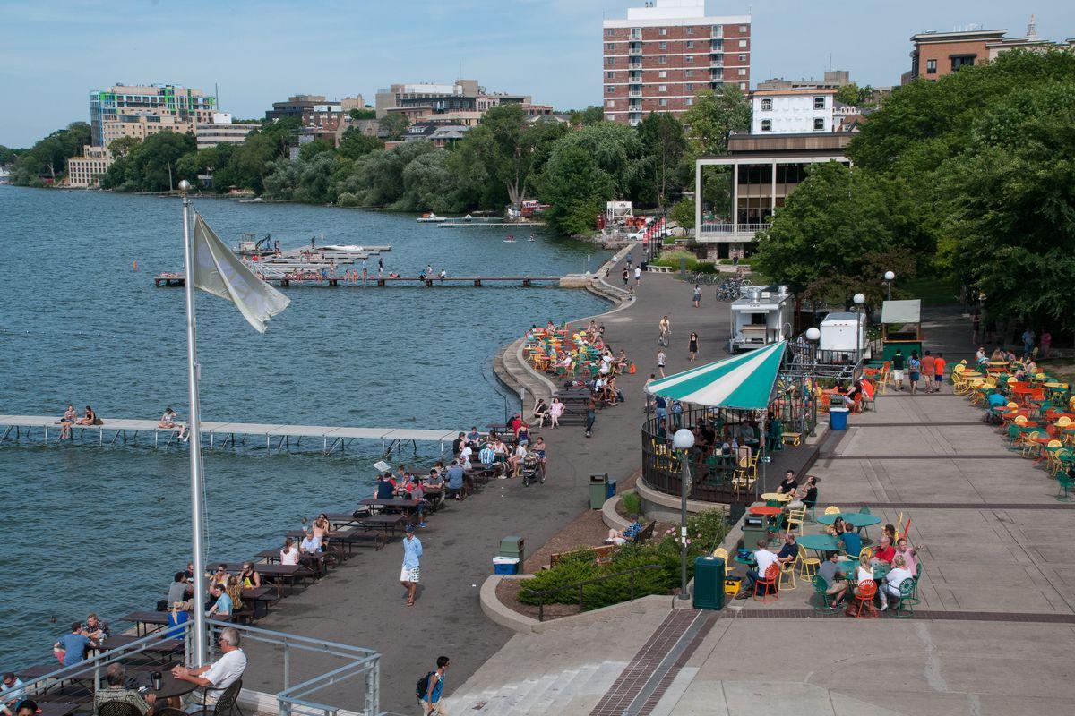 Lakeshore, University of Wisconsin, Madison, Wisconsin