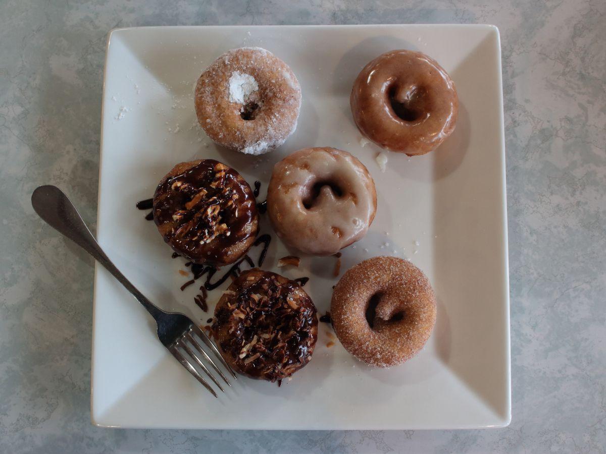 Doughnuts from Twin Peaks