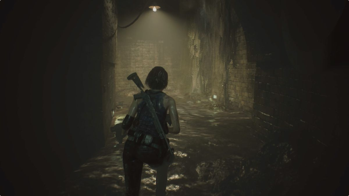 Resident Evil 3 Sewers