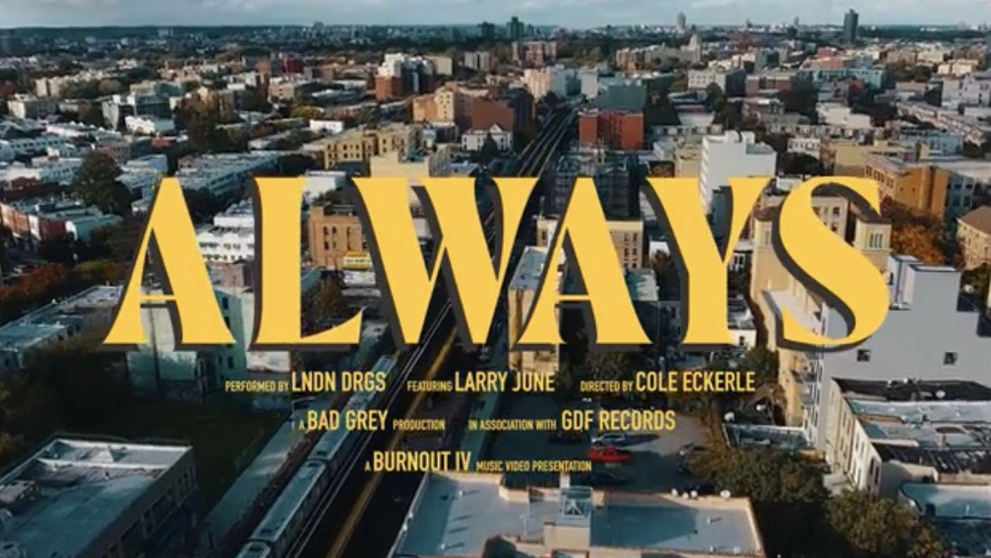 Larry June Assists Lndn Drgs On Always Revolt ^ feinstein, michael (june 29, 2010). larry june assists lndn drgs on always