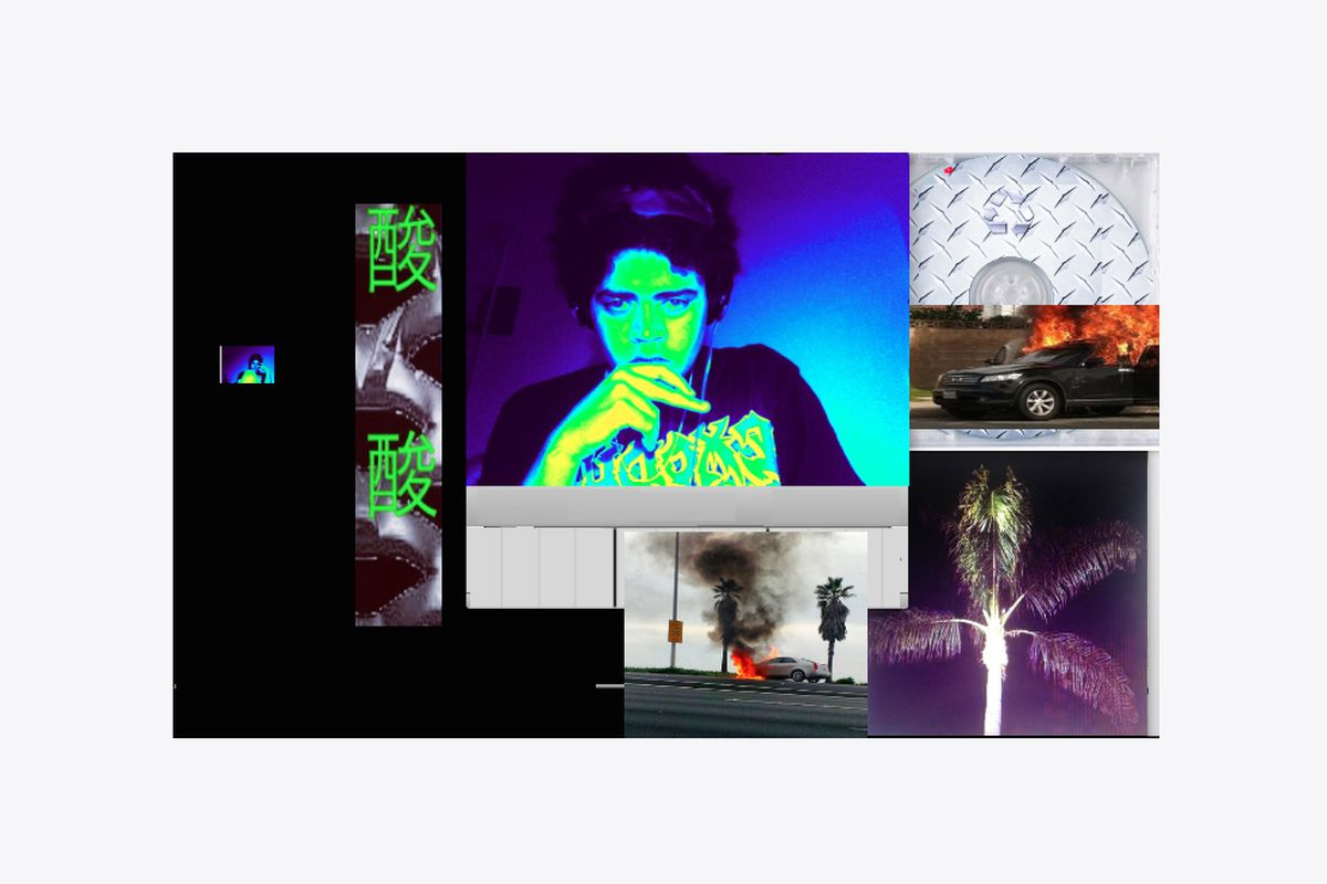 100% LA: Virtuality_Diaspora. 2014. Digital rendering.