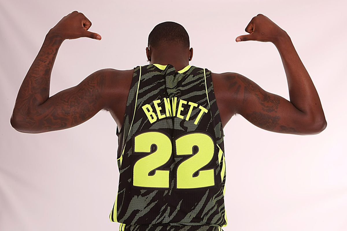 Yeah, Florida's not gonna have the broad shoulders of Anthony Bennett to count on next year.