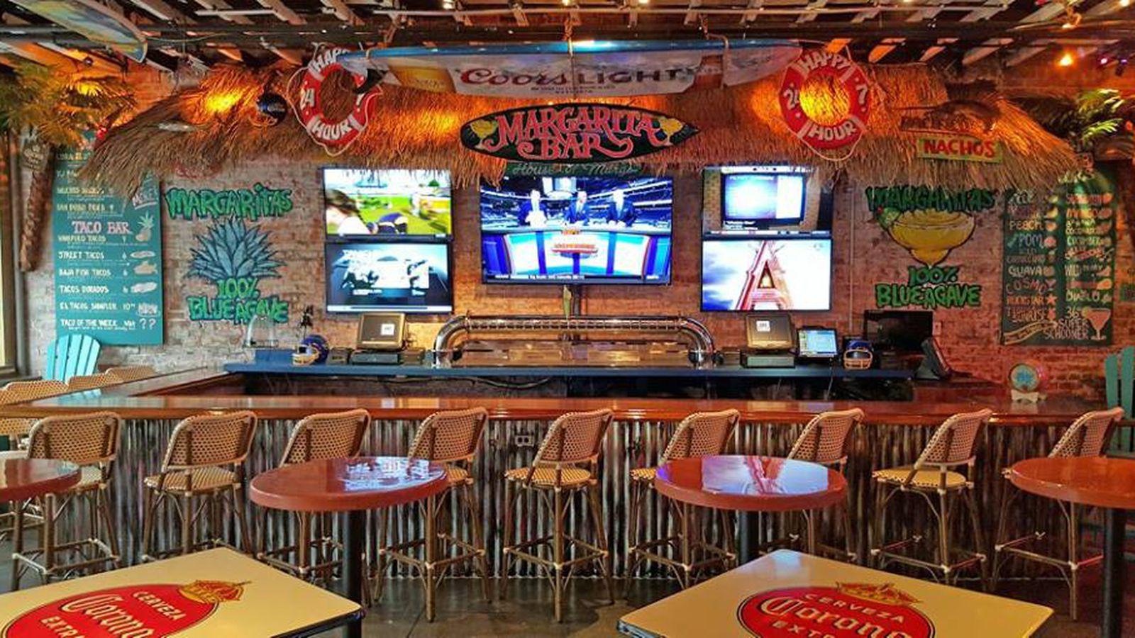 Hollywood's Baja Beach Bar Drowns Former Lucky Devils In