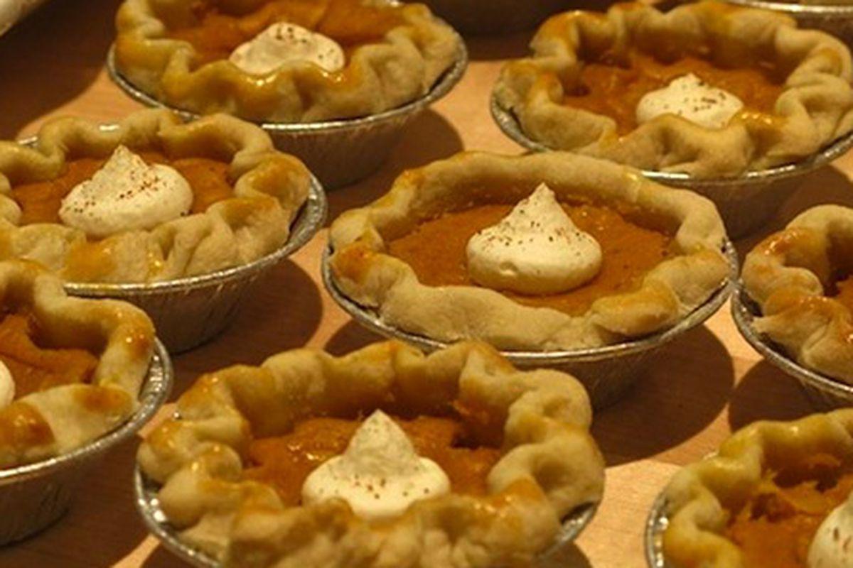 simplethings pumpkin cutie pies.