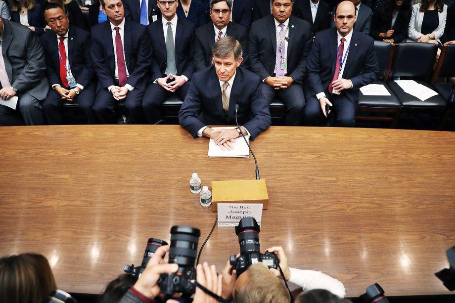 Joseph Maguire's congressional testimony: key takeaways