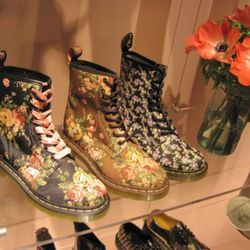And even more boots.