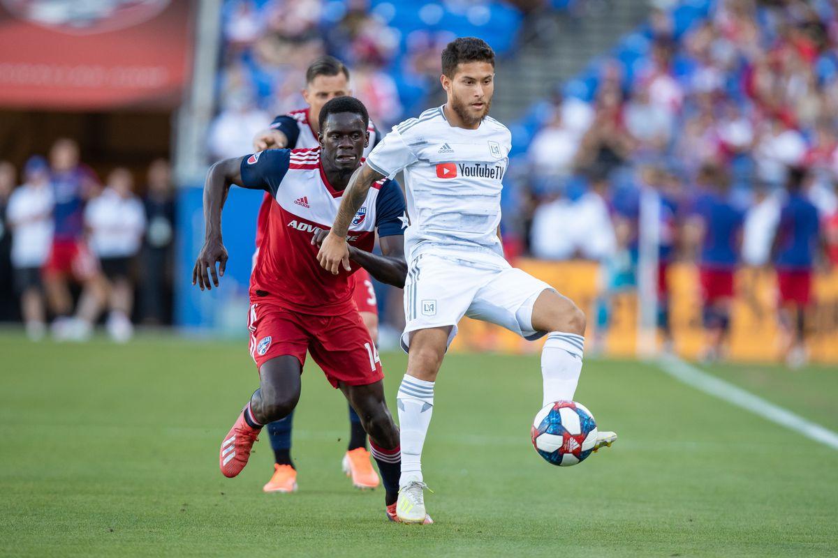 SOCCER: MAY 19 MLS - LAFC at FC Dallas