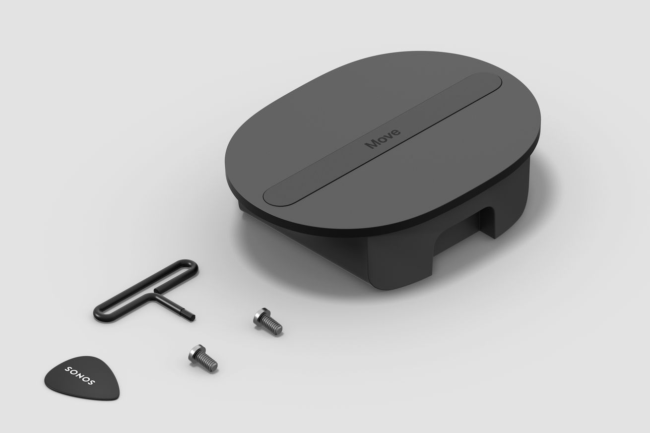 Sonos introduces  battery replacement kit for its Move wireless speaker