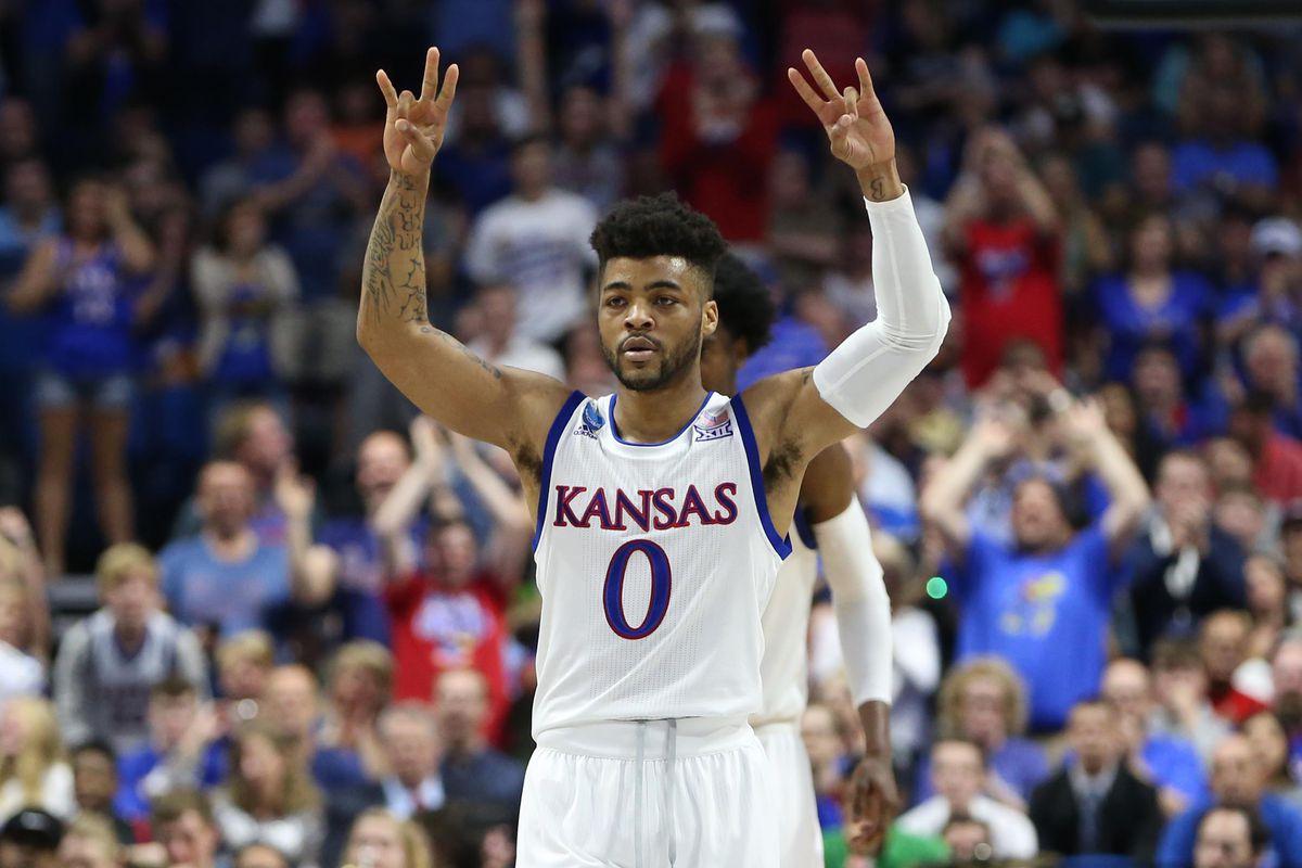 NCAA Basketball: NCAA Tournament-Second Round-Kansas vs Michigan State