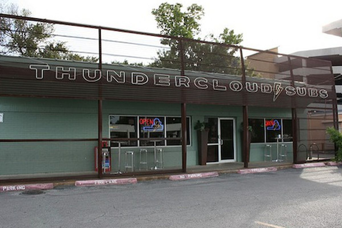 Thundercloud Subs.