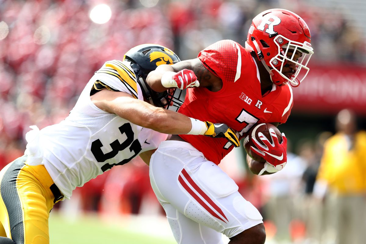 Iowa v Rutgers