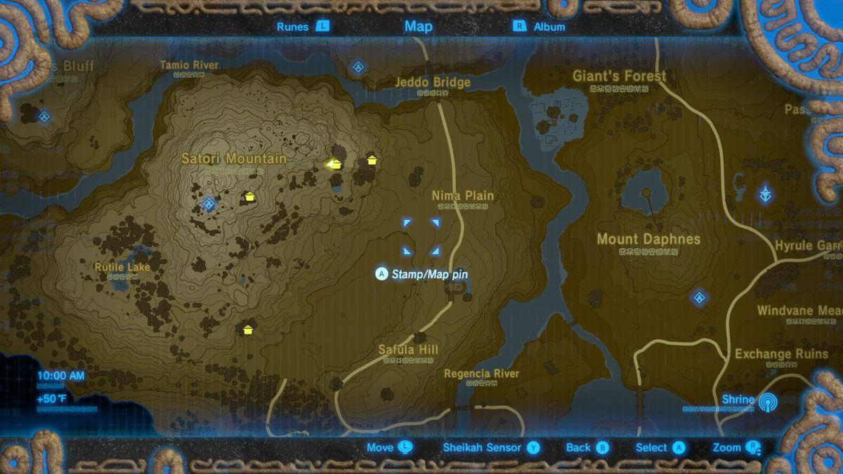 Zelda: Breath of the Wild's early game is easy to grind for great