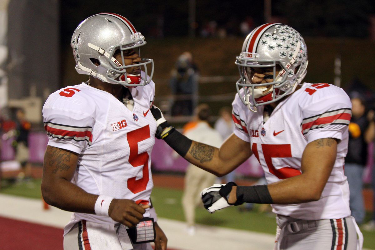 Braxton Miller and Devin Smith are two of 16 pre-season all Big Ten selections by Phil Steele