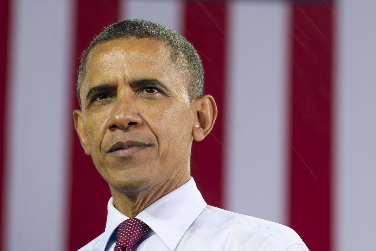 President Obama in 2012