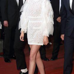 Kristen Stewart at the premiere of 'Personal Shopper.'