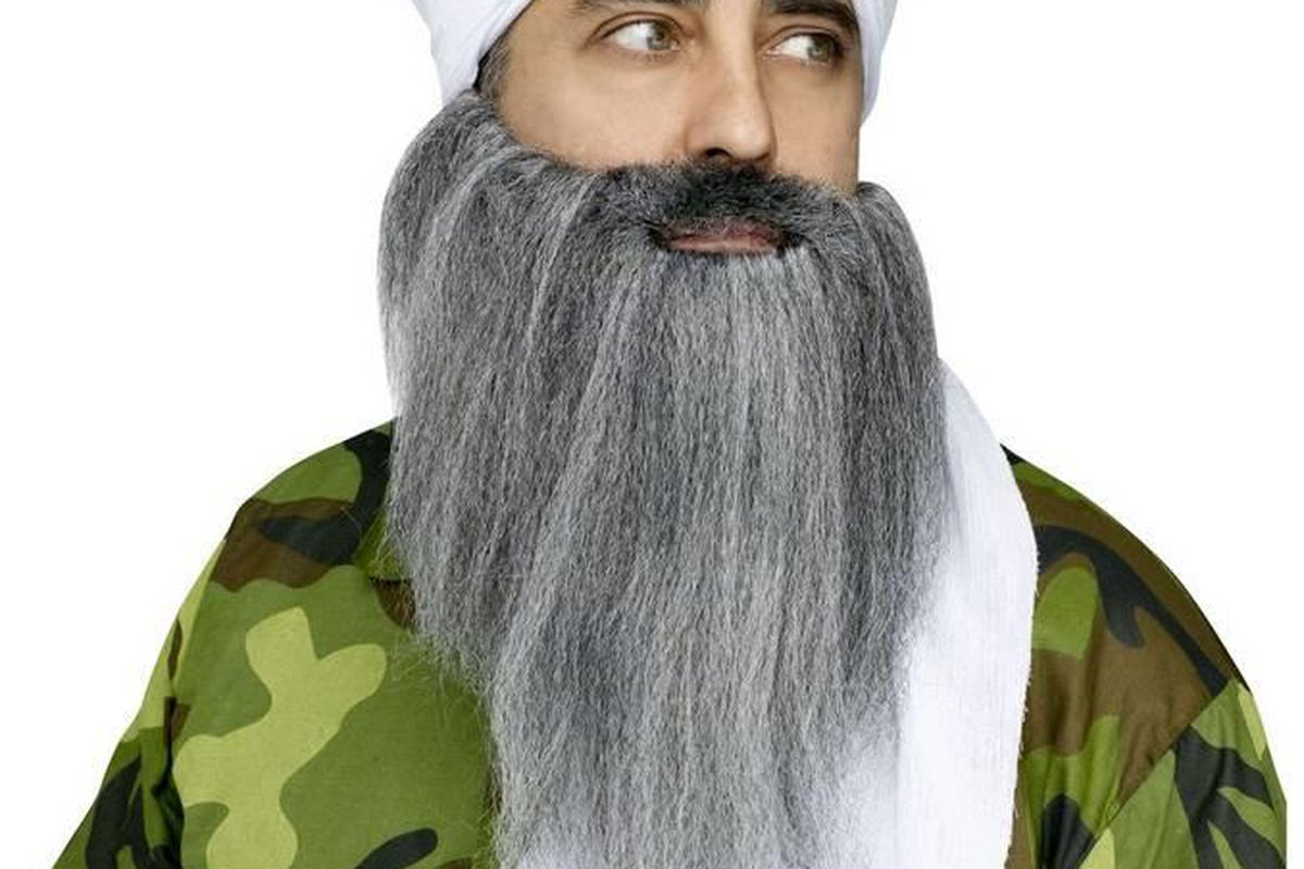 This costume, manufactured by Fun World, is no longer available at Wal-Mart, Amazon.com, Sears and Rite Aid.