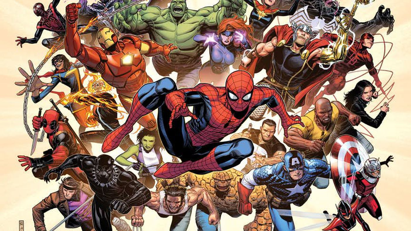 marvel comics reboot