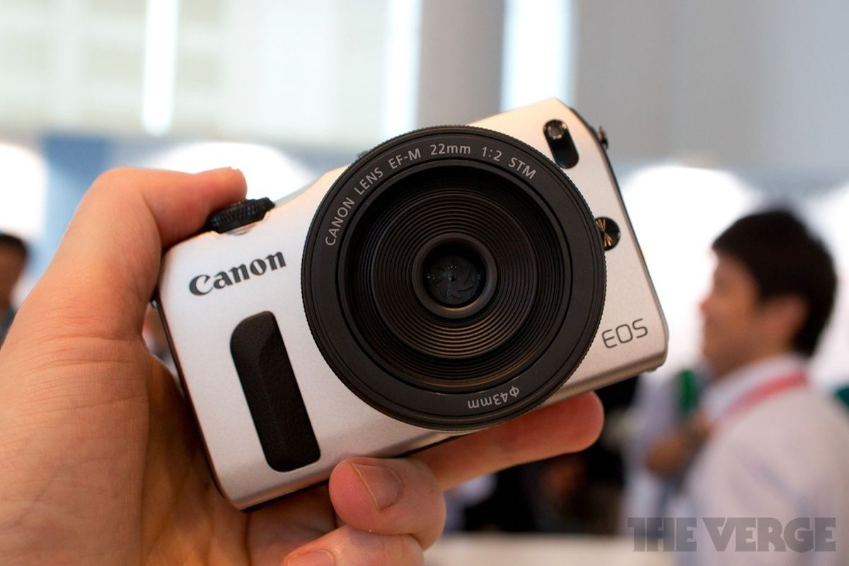 Gallery Photo: Canon EOS M hands-on