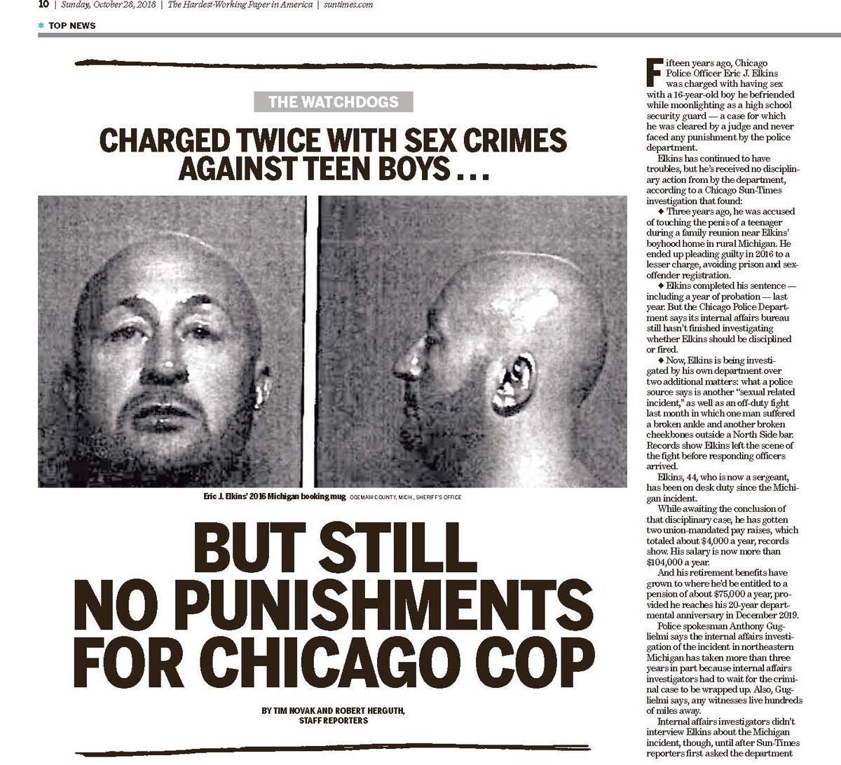 Click here to read Oct. 28, 2018, Sun-Times Watchdogs report.