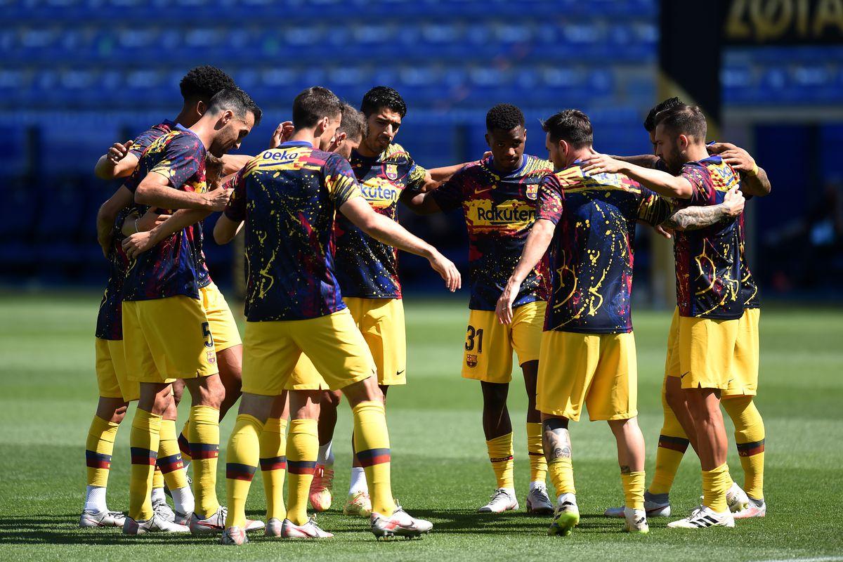 How Lionel Messi Xavi And Riqui Puig Can Revive Barcelona Barca Blaugranes