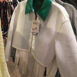 Alexander Wang bomber jacket, $478