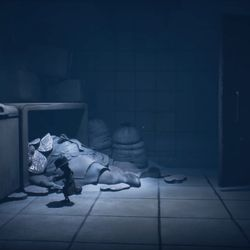 Little Nightmares 2 Glitching remains10