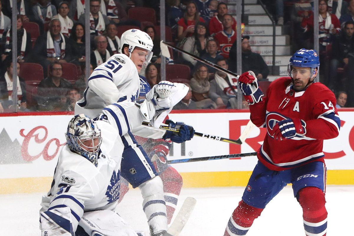 Canadiens Vs Maple Leafs Game Thread Rosters Lines And How To Watch Eyes On The Prize